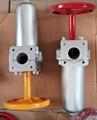 聚氨酯自清潔過濾器 片隙式過濾器 5
