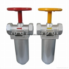 Polyurethane self cleaning filter supplied by manufacturer