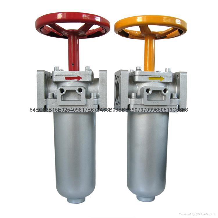 聚氨酯自清潔過濾器 片隙式過濾器 1