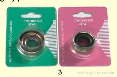 auto A/C compressor seal 4