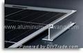 Aluminum Solar Panel Frame: