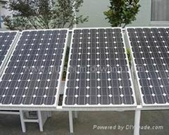 Aluminum Solar Panel Fra