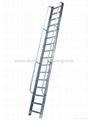 Aluminum Marine Boarding Ladder