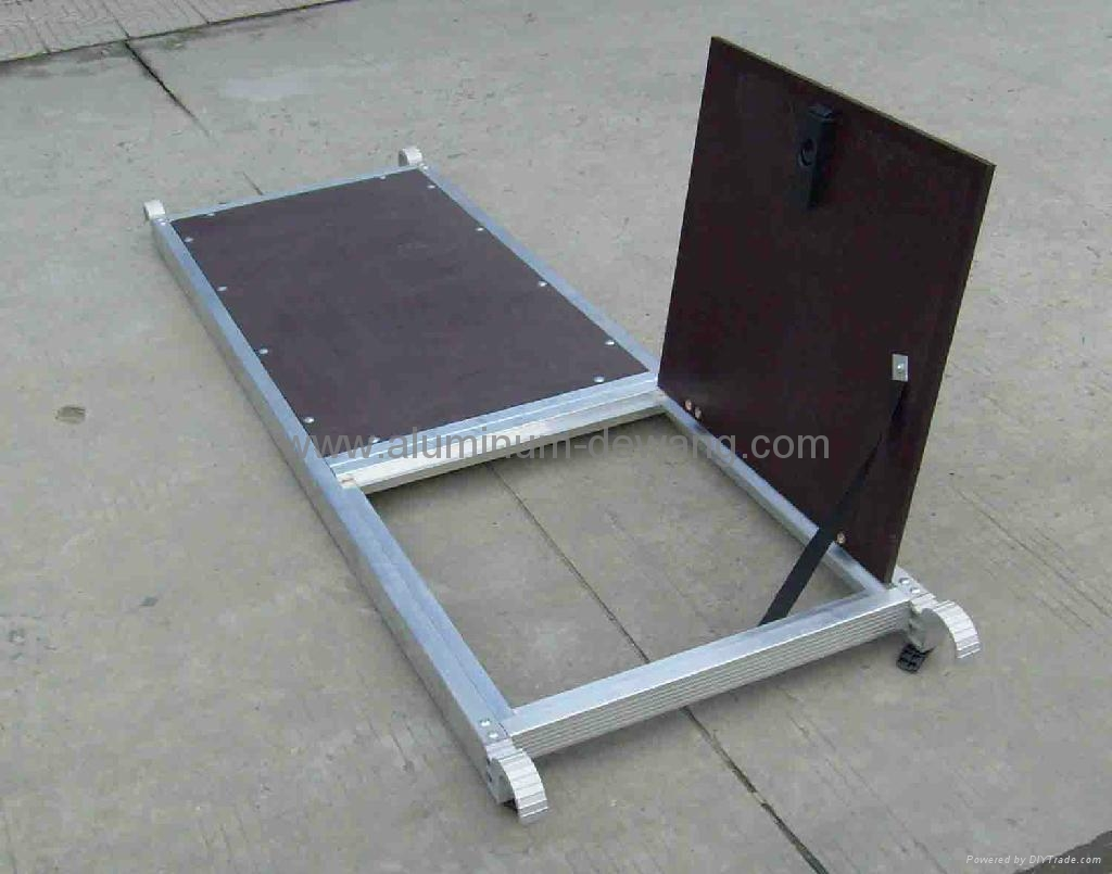 Aluminum Platform for scaffold/Aluminum Workboard /Aluminum Plank 1