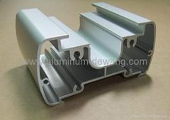 Aluminum Extrusion Profile , Industry alu profile , CNC alu profile