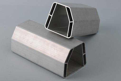 Aluminum profile for auto parts