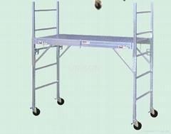 Aluminum Scaffolding Tower - Aluminum Multifunctional scaffolding