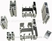aluminum profile for machine, T-SLOT aluminum profile