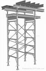 Aluminum Shoring / aluminum scaffolding frame