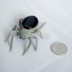 Solar power spider