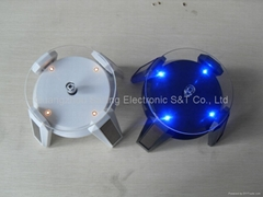 New designed Solar Rotating Display Stand