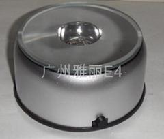 light displaying turntable