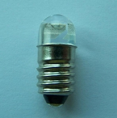 LED torch replacement bulbs 0.5W