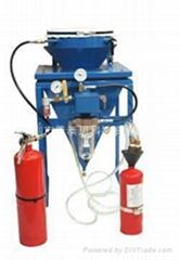 灭火器(消防水带)水压(爆破)试验机