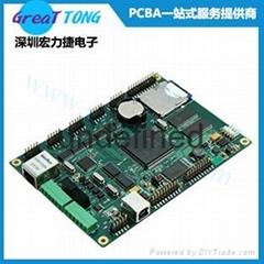 PCB制板电路板打样