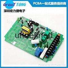 专业提供MR16射灯驱动板宏力捷