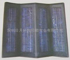 小功率柔性太陽能電池