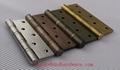 Stainless steel crank hinge CE UL file number R38013