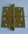 Stainless steel door hinge UL listed certification BHMA ANSI certificate R38013