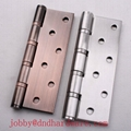 stainless steel concealed cross hinge