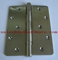 BMJ034 Flag hinge BHMA ANSI UL file number R38013