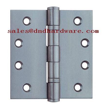 DDSS029 stainless steel flag hinge left hand 6