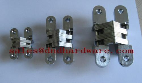 DDSS029 stainless steel flag hinge left hand 9