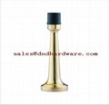 Brass F door bolt