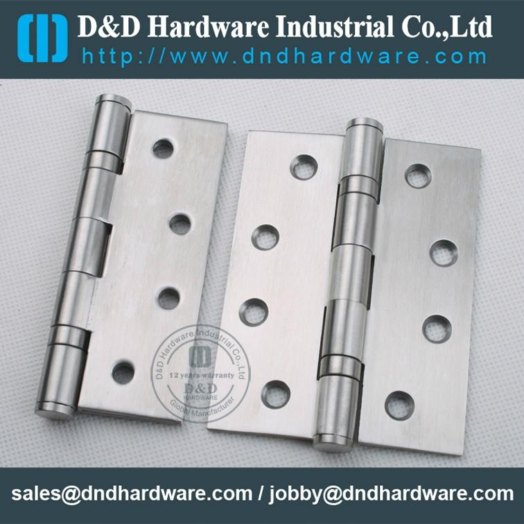 Stainless steel door hinge in CE UL cerfiticate file number R38013 16