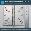Three leaves Stainless Steel Door Hinge UL file number R38013