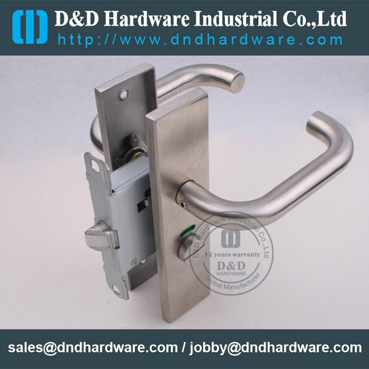 stainless steel door handle BHMA Certificate