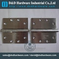 D&D UL Listed hinge certification fire rate BHMA