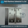 4.5*4*3.4mm-2BB UL Listed door hinge 3 hours fire rate