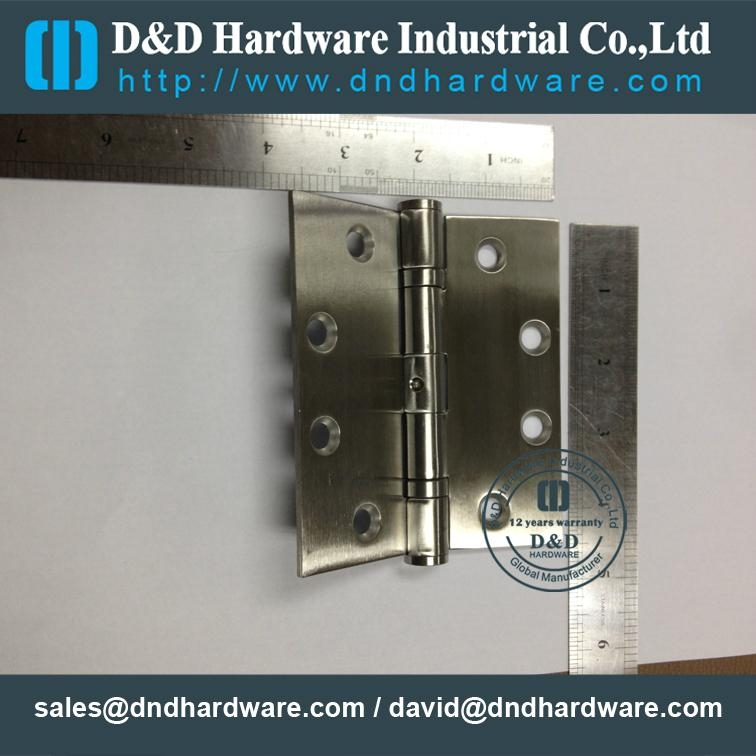 door hinge listed by UL 3 hours fire rate