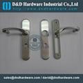 stainless steel door handle BS EN 1906 grade 3 grade 4