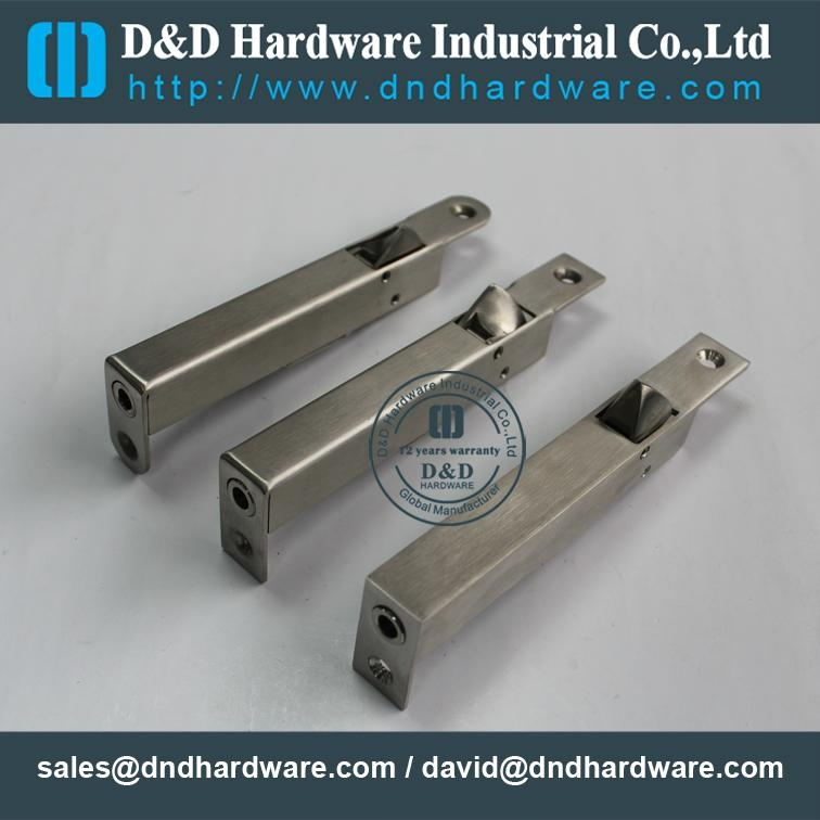 UL Listed door bolt fire rate certification BHMA hinge refer to NFPA80 door hardware accessory