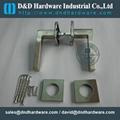 Stainless steel door knob & Door lock BS EN 1906 Grade3 & Grade 4 6