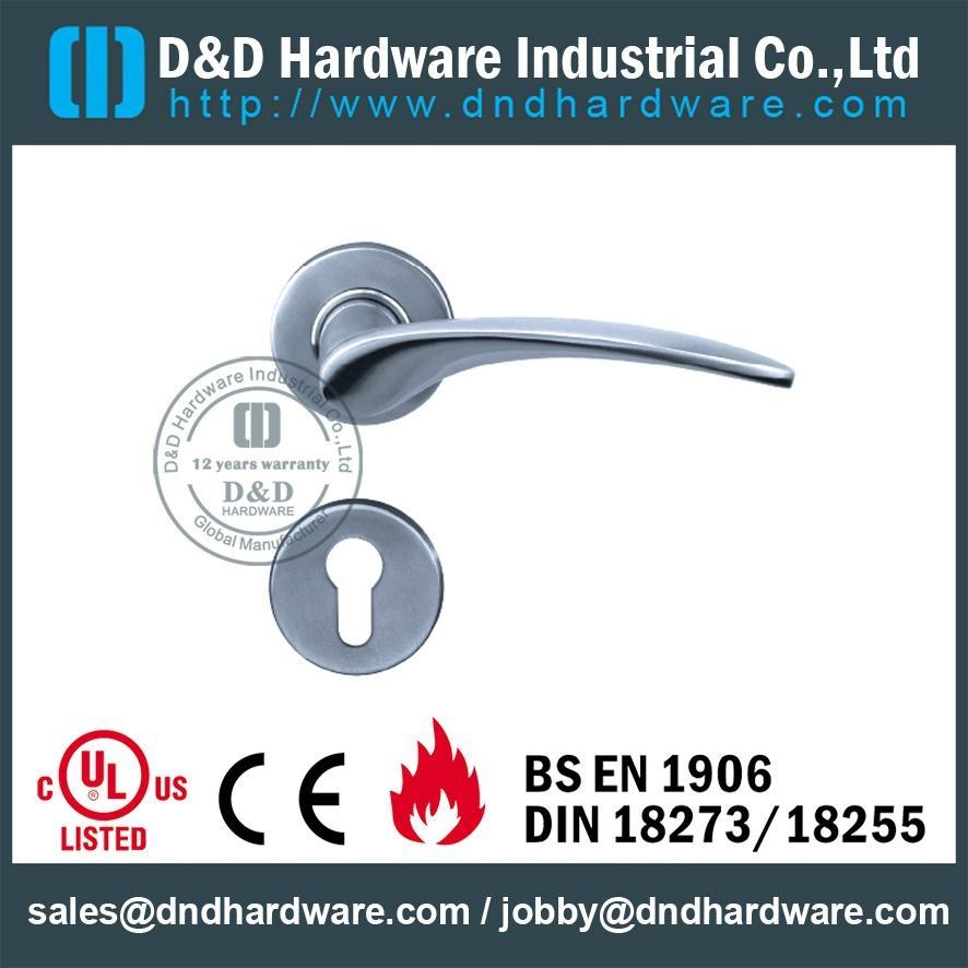 不锈钢精铸拉手 BS EN 1906 Grade 3& Grade 4,型号:DDSH001