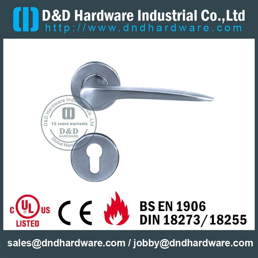 不锈钢精铸拉手 BS EN 1906 Grade 3& Grade 4,型号:DDSH008