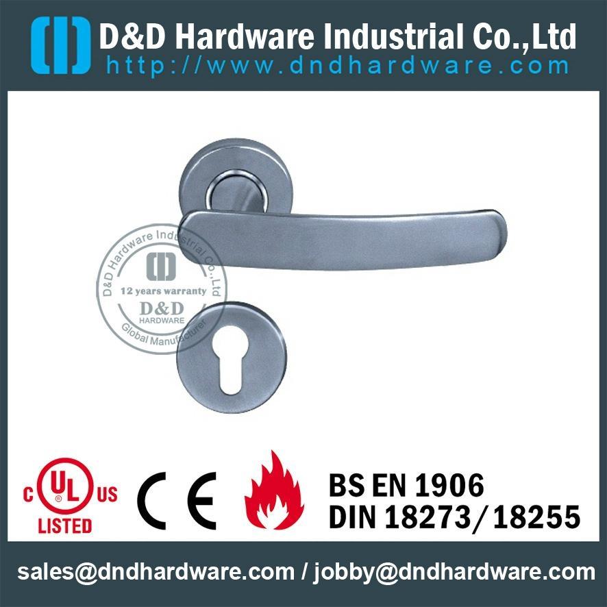 不锈钢精铸拉手 BS EN 1906 Grade 3&Grade 4,型号:DDSH010