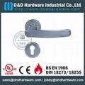 stainless steel solid door handle ANSI Standard  DDSH010
