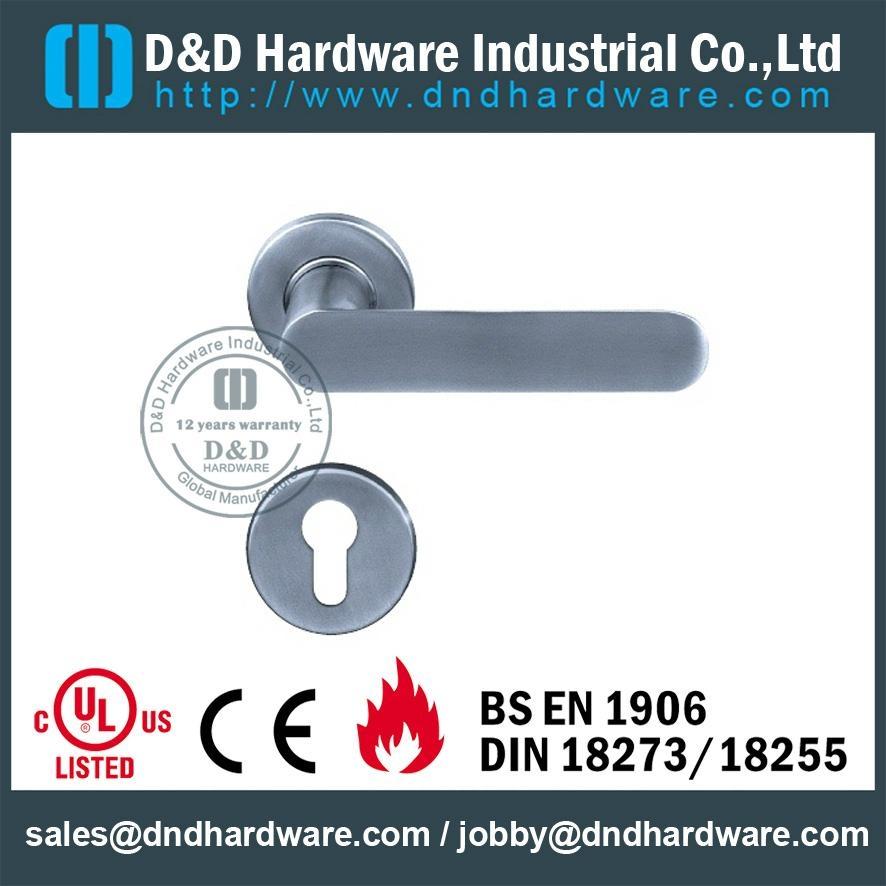 不锈钢精铸拉手 BS EN 1906 Grade 3&Grade 4,型号:DDSH009