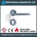 stainless steel solid door handle ANSI Standard  DDSH023