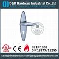 stainless steel door handle BS EN 1906 Grade3 & Grade 4 DDLP002