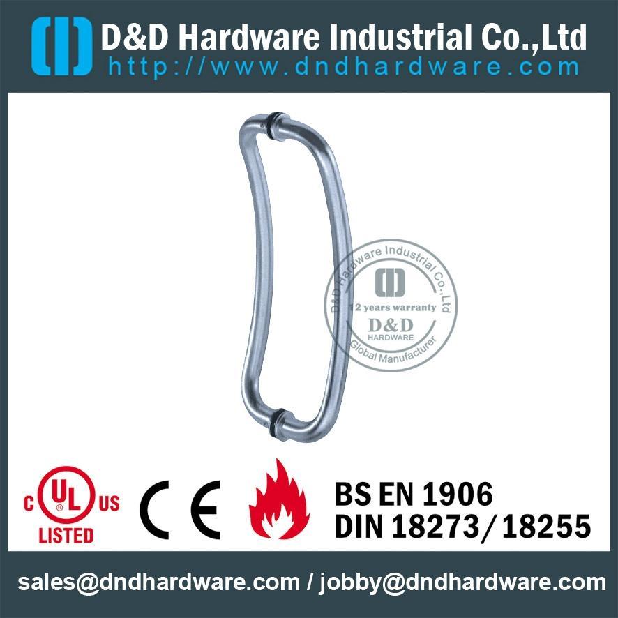 不鏽鋼拉手 BS EN 1906 Grade3 & Grade 4,型號:DDPH004