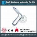stainless steel door handle BS EN 1906 Grade3 & Grade 4,DDPH012