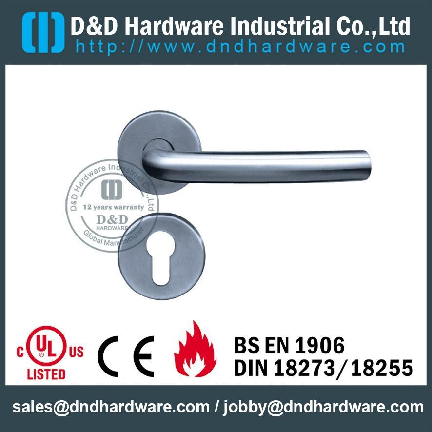 s/steel lever tube handle DDTHOO2