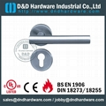 不鏽鋼管門把,型號:DDTH009