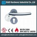 s/steel lever tube handle DDTH013