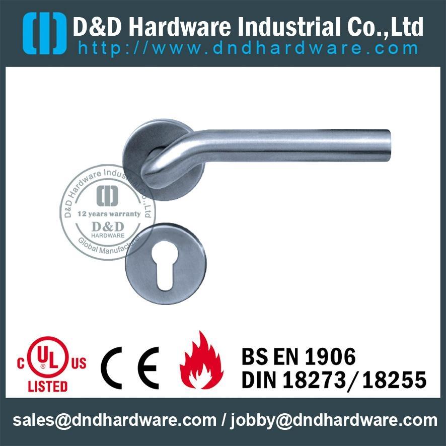 s/s lever tube handle DDTH015